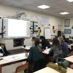 Formation des enseignants à l'utlisation des TBI