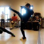 Protégé: Djembé et capoeira